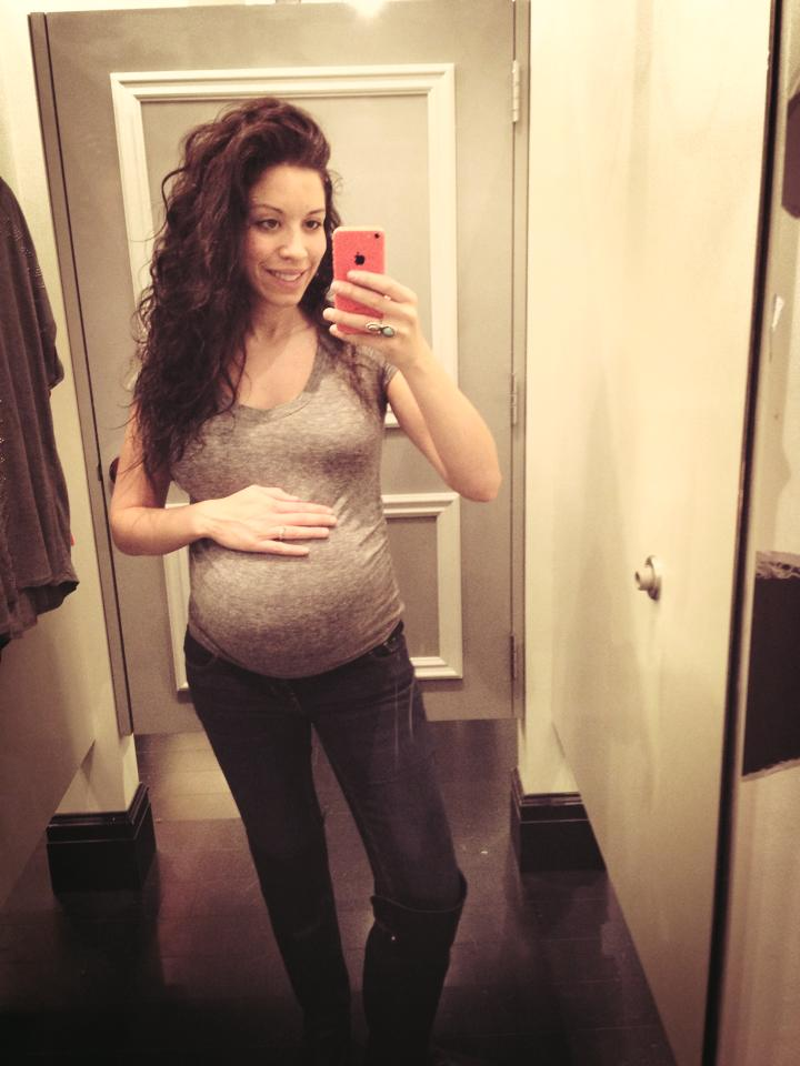 36 weeks pregnant tiny in tennessee
